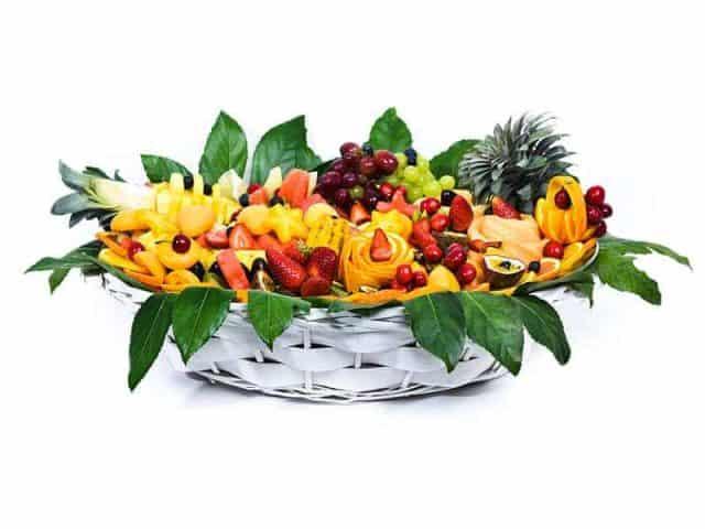 סלסלת פירות קסומה