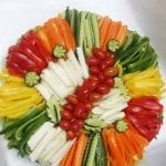 פלטת ירקות L קטן