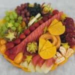 מגש פירות עגול | מידה: L קטן 5