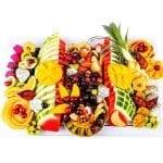 מגש פירות מלבן פרימיום קטן 3