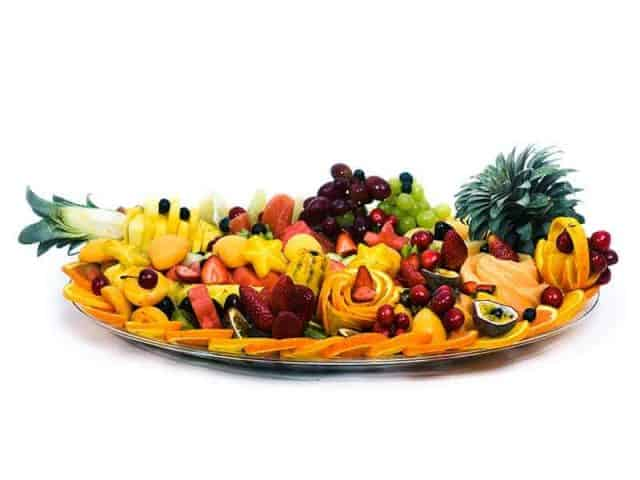 מגש פירות אובלי | מידה: XXL