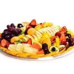 מגש פירות עגול | מידה: L קטן 1