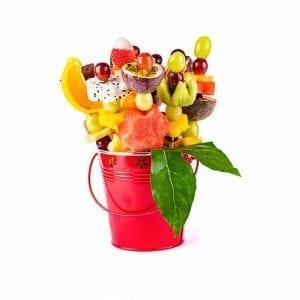 זר פירות - 8 שיפודים
