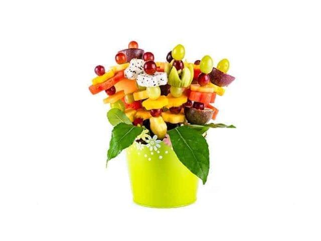 זר פירות – 15 שיפודים